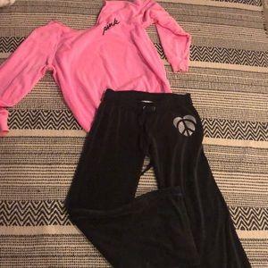 Pink VS Set